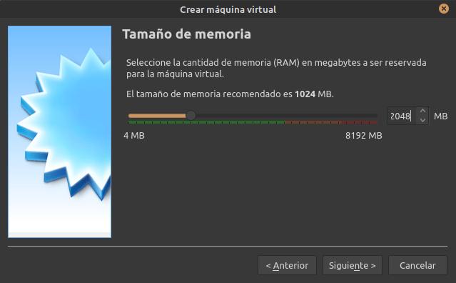 Asignando memoria RAM