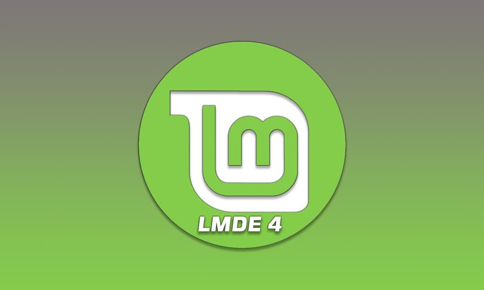 Linux Mint Debian Edition 4 Debbie