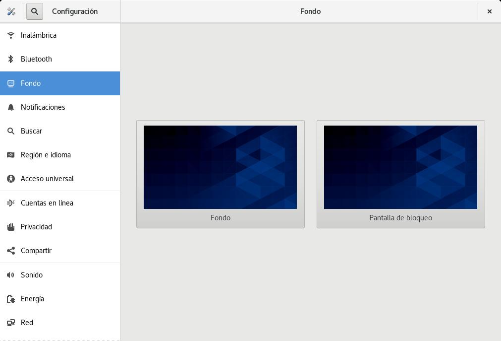 Fondos de pantalla de CentOS