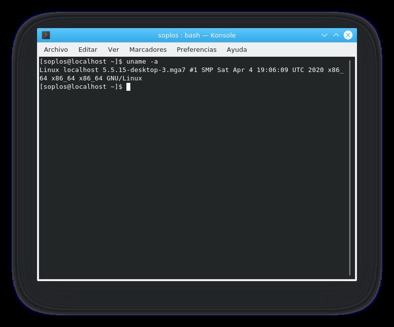 Kernel de Mageia 7.1