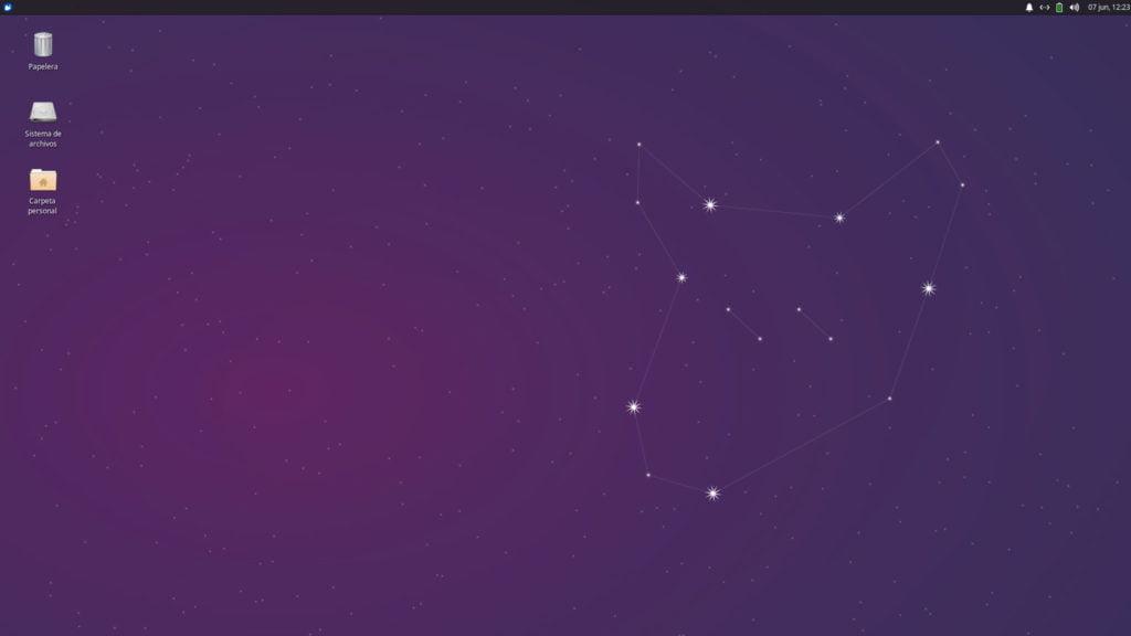 Escritorio Xubuntu 20.04