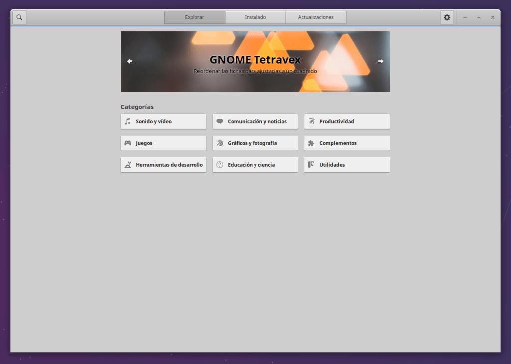 Snap Store en Xubuntu